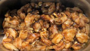 Filet poulet